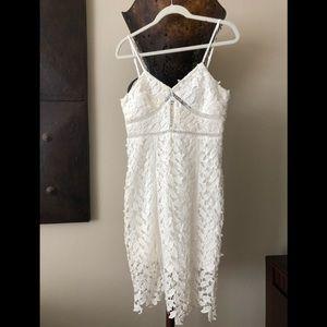 Lulu's lace dress